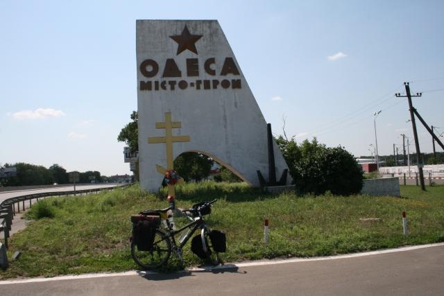 Reaching Odessa